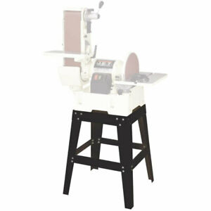 Jet 708566 JSG-6SA Open Stand for Jet 708599 6x28 Inch Belt 12 Inch Disc Sanders