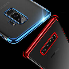 Case Cover HANDY HÜLLE Samsung Galaxy S7 S7 Edge Schutz Tasche Schutzglas Glanz
