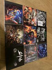 Sodom CD Sammlung