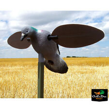 MOJO MOTORIZED WOOD PIGEON DECOY SPINNING WING  WITH MAGNETIC WINGS DOVE HW2410