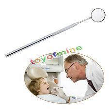 1 pc specchio dentale strumento dentista Maniglia specchio orale