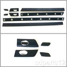 Kit de protecteurs en caoutchouc Baguette protection porte pour AUDI 100 C4 A6