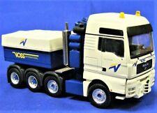 Conrad 66002-03 MAN TGA XXL 8x4 Ballast Tractor - VOSS - 1/50 Die-cast New MIB