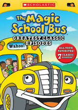 The Magic School Bus: Greatest Original Episodes [New DVD] Full Frame