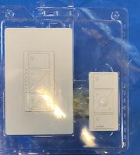 Lutron P-PKG1W-WH-R Caseta 3 Way Dimmer 150w