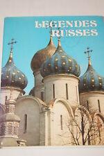 LEGENDES RUSSES,Pola WEISS,1980,illustré,Relié