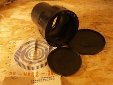 LOMO 35 NAP2-3M 80-110mm USSR PROJECTOR ANAMORPHIC Attachment lens