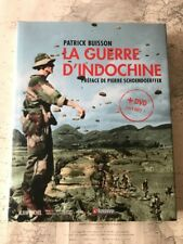 La guerre d'Indochine + un DVD de Buisson,Indo,para,Légion,