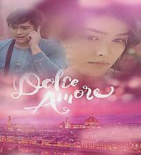 DOLCE AMORE - LIZA SOBERANO ENRIQUE GIL TAGALOG TELESERYE - COMPLETE SET DVD
