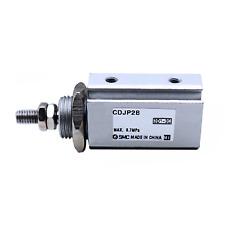 A●  SMC CDJP2B6-10D Needle Cylinder Double Acting New
