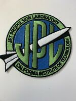 RARE - JET PROPULSION LAB (JPL NASA) PATCH AUTHENTIC