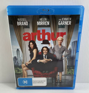 Arthur Blu-Ray - Free Tracked Postage