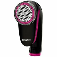 Hair Cutting Tools Fabric Defuzzer Shaver Battery Operated Black Pink