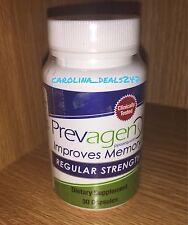 Prevagen Regular Strength Improves Memory 30 Capsules per bottle NEW
