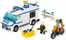 Lego City 7286: Prisoner Transport COMPLETE UNUSED STICKERS