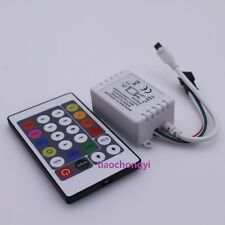 5V 24 Key IR Remote Controller For WS2811 WS2812 WS2812B LED Strip Light Lamp