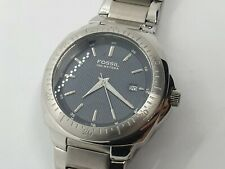 Fossil Blue AM3926 Men's Silver Stainless Steel Watch