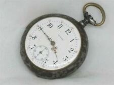 Pocketwatch, Original Case You Repair Antique 50Mm Dunand Quarter Slide Repeater
