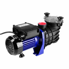 600w Swimming Pool Spa Pump 11000 L per Hour Electric Water Filter