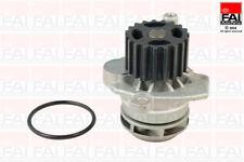 Water Pump To Fit Audi A3 (8L1) 1.9 Tdi (Asz) 08/00-05/03 Fai Auto Parts Wp6438