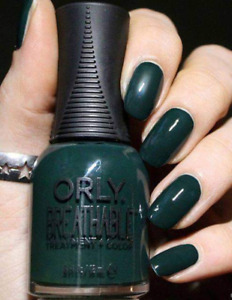 ORLY BREATHABLE Nail Polish + Treatment 0.6oz **Pick Your Colors