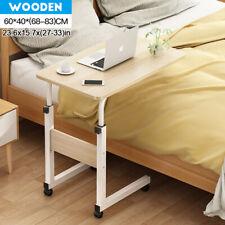 Lifting Computer Desk Bedside Mobile Sofa Notebook Bed Laptop Table Foldi