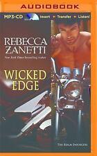 The Realm Enforcers: Wicked Edge 2 by Rebecca Zanetti (2016, MP3 CD, Unabridged)