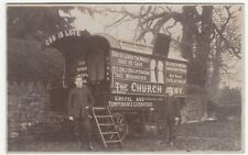 More details for christianity; the church army caravan / wagon