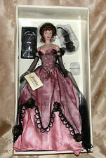 Franklin Mint Josephine Gibson Girl Opening Night At The Opera In London 16.5""