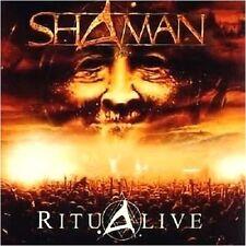 SHAMAN - Ritualive CD