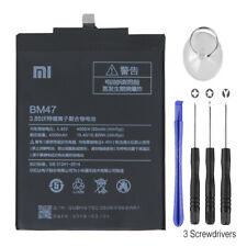 New Original OEM BM47 Battery 4000mAh For Xiaomi Hongmi Redmi 3/ 3S /3 Pro/ 4X