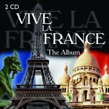 V.A.-VIVE LA FRANCE - THE ALBUM-IMPORT 2 CD WITH JAPAN OBI D33