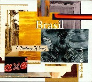 V/A : Brasil - A Century Of Song (4CD Box Set 1995) *NR. MINT* RARE/OOP FASTPOST