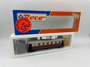 Roco H0 4214A Personenwagen Beiwagen