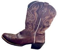 Ariat Western Womens Boots Legend Spirit Leather Cowboy Yukon Brown 10007953 10B