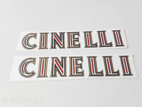 CINELLI V.1 frame bicycle decal sticker silk screen free shipping