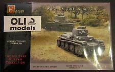 1/72 Panzer Pz.Kpfw. 38t Light Tank - 2 KITS SET - Pegasus 7620