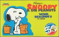 Snoopy & die Peanuts Band 17: Wohl bekomm's (Krüger, 1. Auflage 2000) Z 1-2