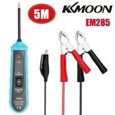 5m EM285 Power Probe Car Electric Circuit Tester Automotive Tester 6-24V E4K9