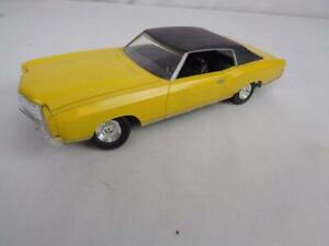 Vintage Built 1/25 Model Car 1970 Chevrolet Monte Carlo