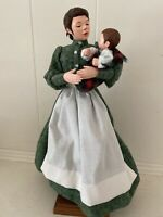 RARE Simpich Character Doll Mom And Baby