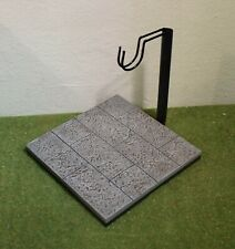 ACI DIORAMA BASE & STAND S7-1 FOR 1/6 SCALE FIGURES ( FIGURE NOT INCLUDED )