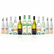 Crisp & Refreshing Mixed White Wine w/ Yellow Tail (12 Bottles) Free Shipping!