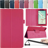 Leather Slim Smart Cover Folding Stand Case For Lenovo Tab E7 7.0 /E8 8.0 Tablet