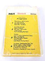 Maria Elena Many Splendored Guitars Los Indios Tabajara (8-Track Tape, P8S 5034)