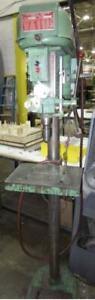 "POWERMATIC 15"" Model 1150 FLOOR TYPE DRILL PRESS"