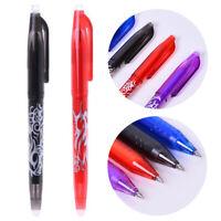 0.5/0.7mm Erasable Gel Ink Pen Learning Essential Office School Supply Tool Hot