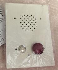 Aiphone NE-NVP-2DC Vandal-Proof Intercom Door Panic Sub-Station Emergency Call