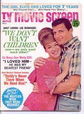 TV AND MOVIE SCREEN  November 1966 (11/66) - Complete Issue