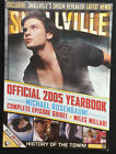 Smallville Magazine Official 2005 Yearbook PX Variant Cover Comp.  Episode Guide